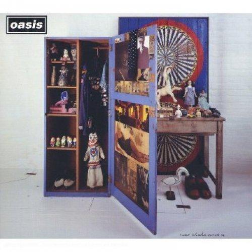Bild 1: Oasis, Stop the clocks (compilation, 2CDs/DVD, 2006)