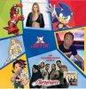 Jetix Chart Hits 1 (CD/CD-ROM, 2005), Wunder, Gracia, Vanilla Ninja, Aventura, Mousse T. & Emma Lanford..