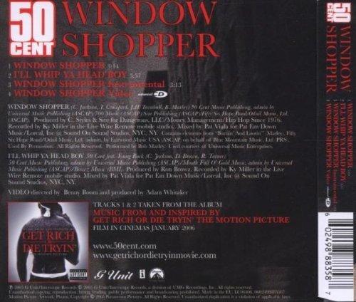 Bild 2: 50 Cent, Window shopper (2005)