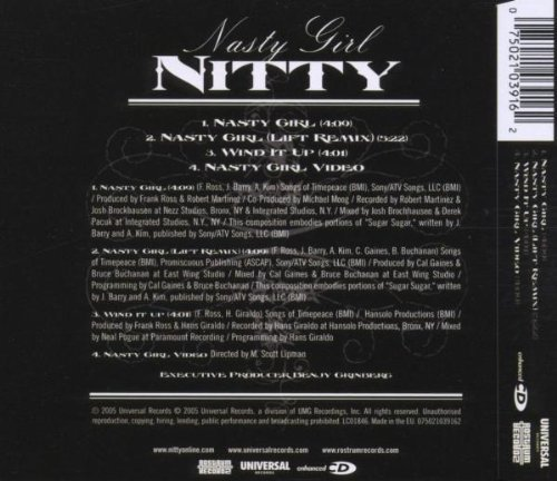 Bild 3: Nitty, Nasty girl (2005)