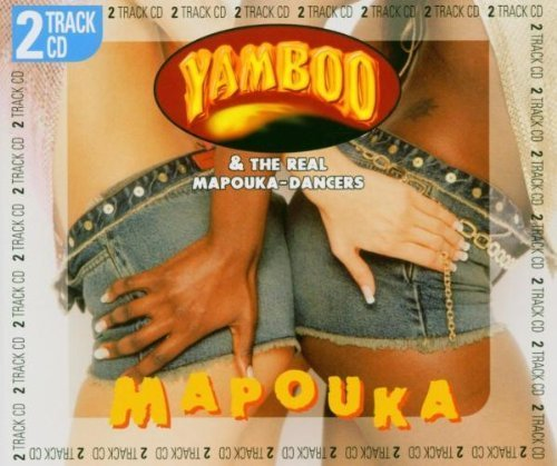 Bild 1: Yamboo, Mapouka (2 tracks, 2005, & The Real Mapouka-Dancers)