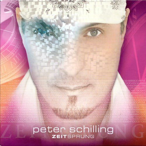Bild 1: Peter Schilling, Zeitsprung (2004, digi)
