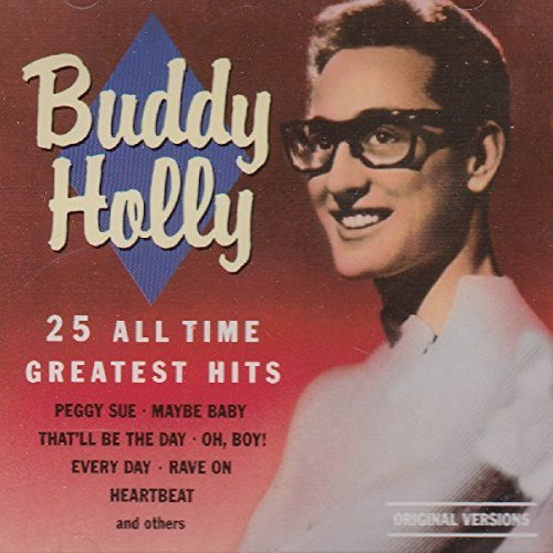 Bild 1: Buddy Holly, 25 all time greatest hits