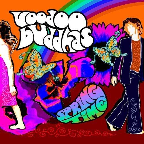Bild 1: Voodoo Buddhas, Springtime (2007, digi)