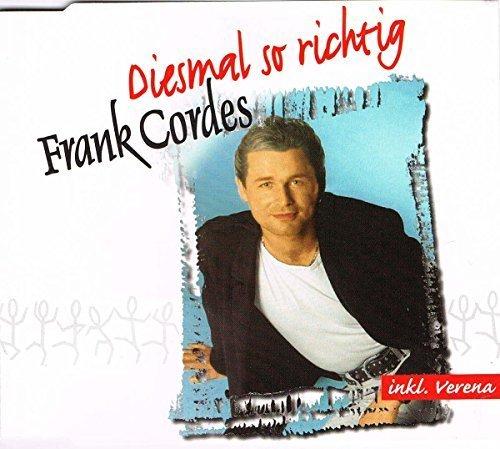Bild 1: Frank Cordes, Diesmal so richtig