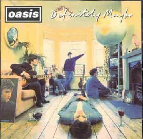 Bild 1: Oasis, Definitely maybe (1994, UK)
