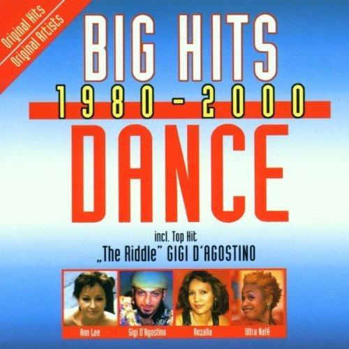 Bild 1: Big Hits 1980-2000-Dance (29 tracks), Nerio's Dubwork, Mousse T. vs. Hot 'n' Juicy, Gigi D'Agostino, Kym Mazelle..