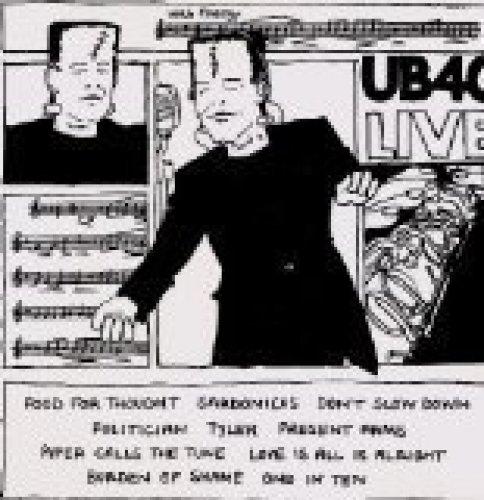 Bild 1: UB 40, Live (1982/83, UK)