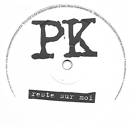 Bild 3: Patricia Kaas (PK), Reste sur moi (US Remixes by Danny Tenaglia, 5 versions, 1994)