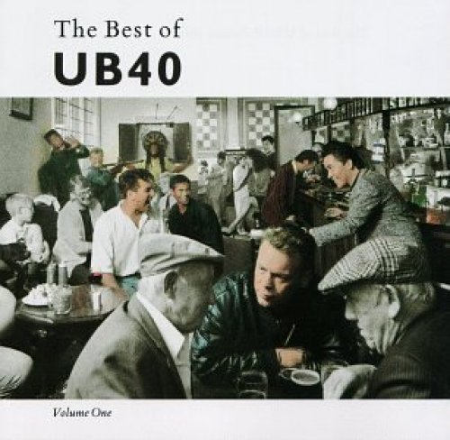 Bild 1: UB 40, Best of 1 (1987/95, US)