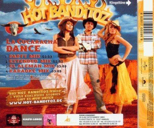 Bild 2: Hot Banditoz, La cucaracha dance (2006)