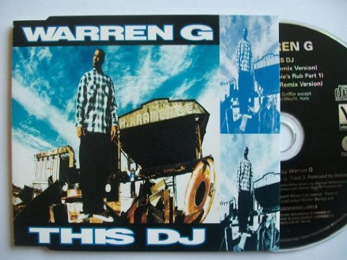 Bild 1: Warren G, This dj (1994, UK)