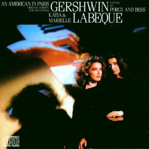 Bild 1: Katia & Marielle Labèque, Gershwin-An American in Paris etc. (1984)