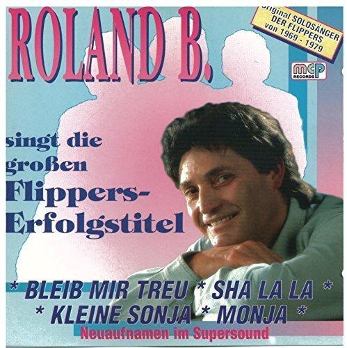 Bild 1: Roland B., Singt die großen Flippers-Erfolgstitel