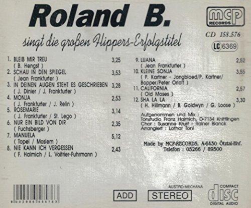 Bild 2: Roland B., Singt die großen Flippers-Erfolgstitel