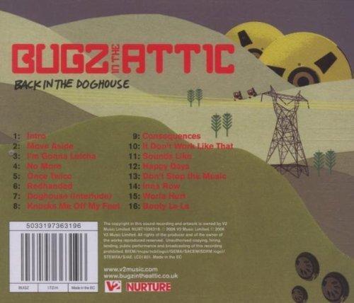 Bild 2: Bugz in the Attic, Back in the doghouse (2006)