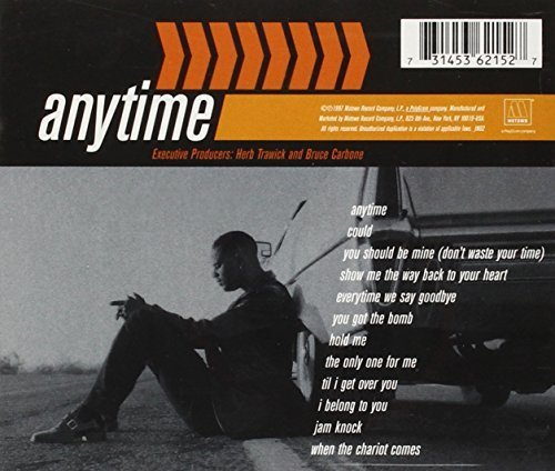 Bild 2: Brian McKnight, Anytime (1997, #5362152)