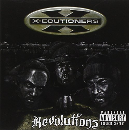 Bild 1: X-ecutioners, Revolutions (2004, feat. Rob Zombie, Cypress Hill, Fat Joe..)