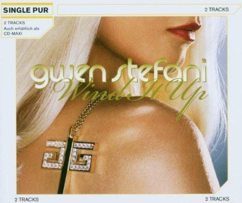 Bild 1: Gwen Stefani, Wind it up (2006; 2 tracks)