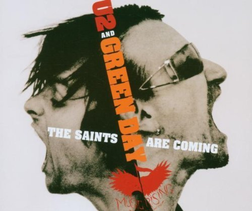 Bild 1: U2, Saints are coming (2006; 2 tracks, & Green Day)
