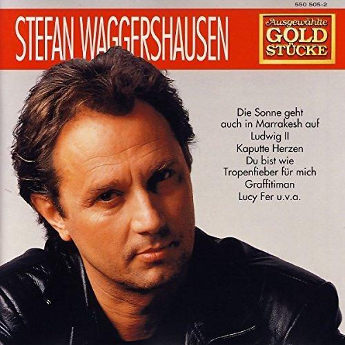 Bild 1: Stefan Waggershausen, Ausgewählte Goldstücke (compilation, 12 tracks, 1985-90)
