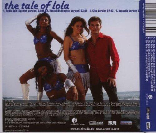 Bild 2: Pascal G, Tale of Lola (2007)