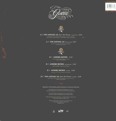 Bild 2: Gianni, Von Anfang an (2001, feat. Die Firma)
