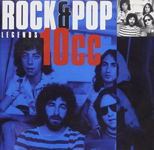 Bild 1: 10CC, Rock & pop legends (compilation, 14 tracks, 1973/74/95)