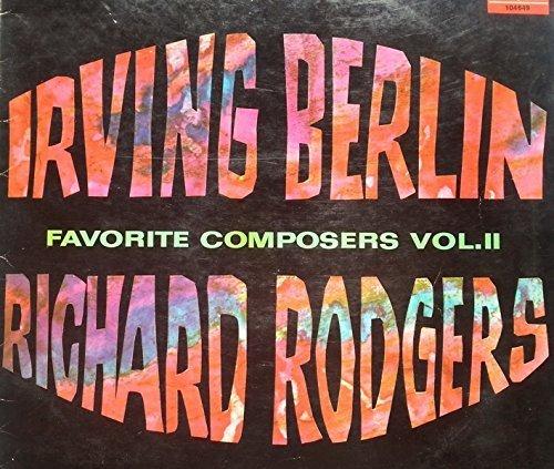 Bild 1: Irving Berlin, Favourite composers 2 (split lp b/w Richard Rodgers, feat. Horst Wende, B. Kaempfert, M. Greger..)