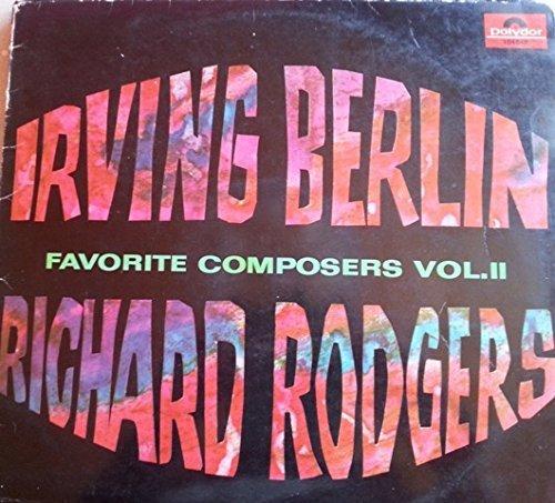 Bild 2: Irving Berlin, Favourite composers 2 (split lp b/w Richard Rodgers, feat. Horst Wende, B. Kaempfert, M. Greger..)