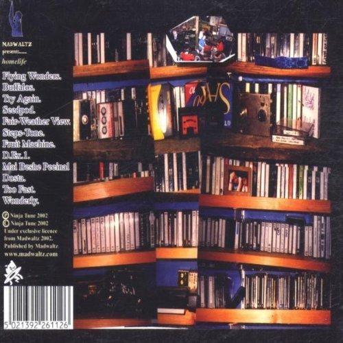 Bild 2: Homelife, Flying wonders (2002)