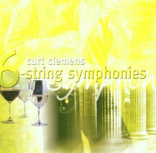 Bild 1: Curt Clemens, 6-string symphonies (2001)