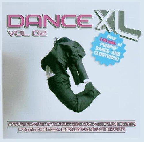 Bild 1: Dance XL 2 (40 tracks, 2006, Sony/BMG), Disco Boys, Vinylshakerz, Shaun Baker, ATB, Central Seven, Scooter, Desto..
