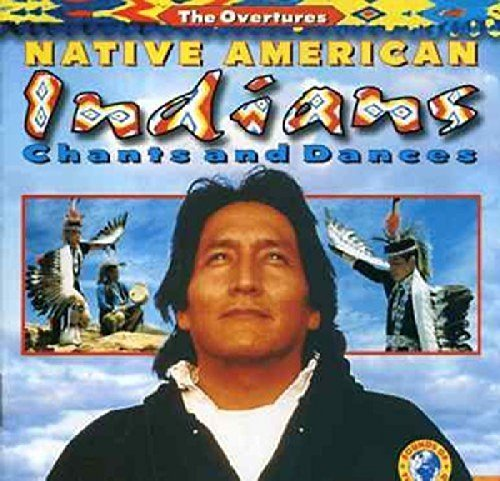 Bild 1: Overtures, Native American Indians-Chants and dances (1996)