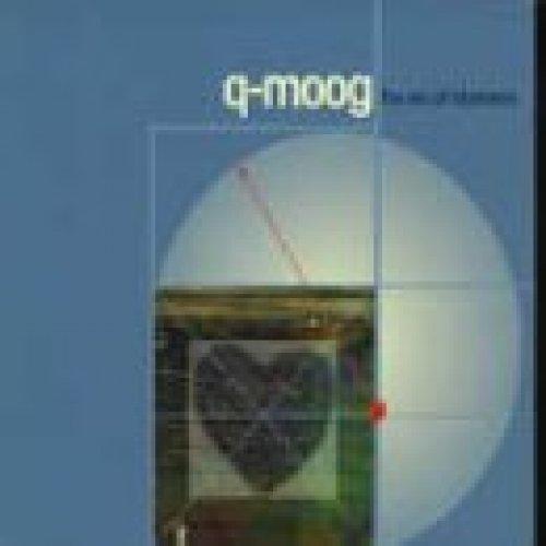 Bild 1: Q-Moog, Arc of blueness (1997, digi)
