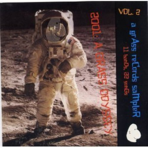 Bild 1: 2001-A Grass Odyssey (22 tracks, US), Wrens, Baboon, Olo Man, Slowpoke, Stigmata-a-go-go, Pollen, Liquor Bike..