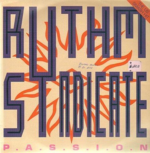 Bild 1: Rhythm Syndicate, P.a.s.s.i.o.n (House/Ghetto/Hip House Mixes, 1991)