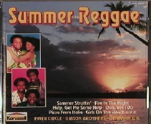 Bild 1: Rhythm and Reggae 2: Summer Reggae, Inner Circle, Black Blood, Snoopy ('Girls on the beach'), Hot SHot, Luv', Disco Bouzouki Band..
