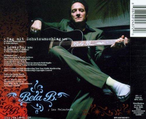 Bild 2: Bela B., Tag mit Schutzumschlag (2006; 2 tracks)