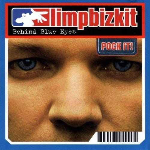 Bild 2: Limp Bizkit, Behind blue eyes (2003; 3''-pock it)