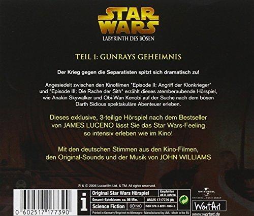 Bild 2: Star Wars, Labyrinth des Bösen 1: Gunrays Geheimnis (2006)