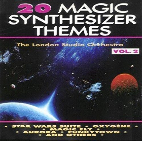Фото 1: London Studio Orchestra, 20 magic synthesizer themes 2 (1990)