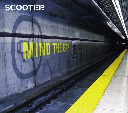 Bild 1: Scooter, Mind the gap (2004, CD2: live; incl. poster)