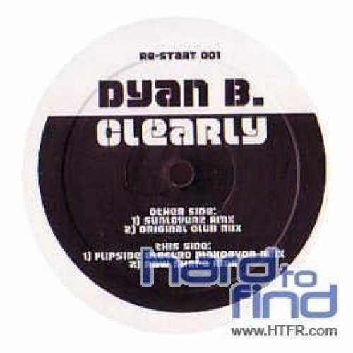 Bild 1: Dyan B., Clearly (#restart001, 2006)