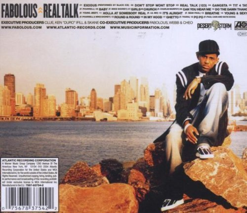 Bild 2: Fabolous, Real talk (2004)