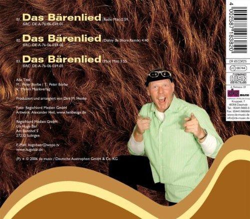 Image 2: Hugo Bär, Das Bärenlied (2006)