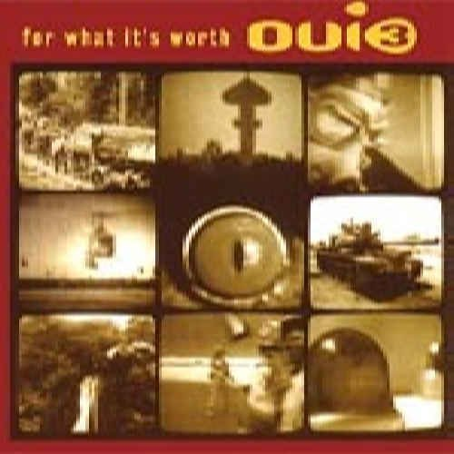 Bild 1: Oui 3, For what it's worth (1993)