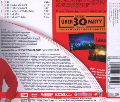 Bild 2: Peter Wackel, Ü30 (2006)