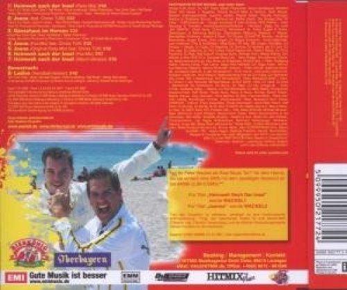 Bild 2: Peter Wackel, Heimweh nach der Insel/Joana-du.. (8 tracks, 2007)