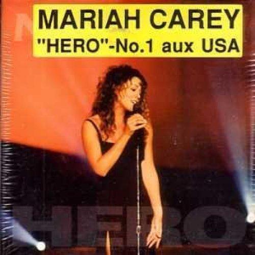 Bild 1: Mariah Carey, Hero (1993; 2 tracks, cardsleeve)